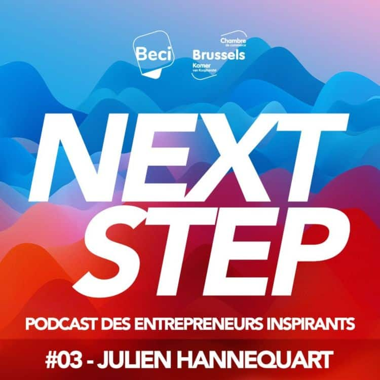 Julien Hannequart Next Step
