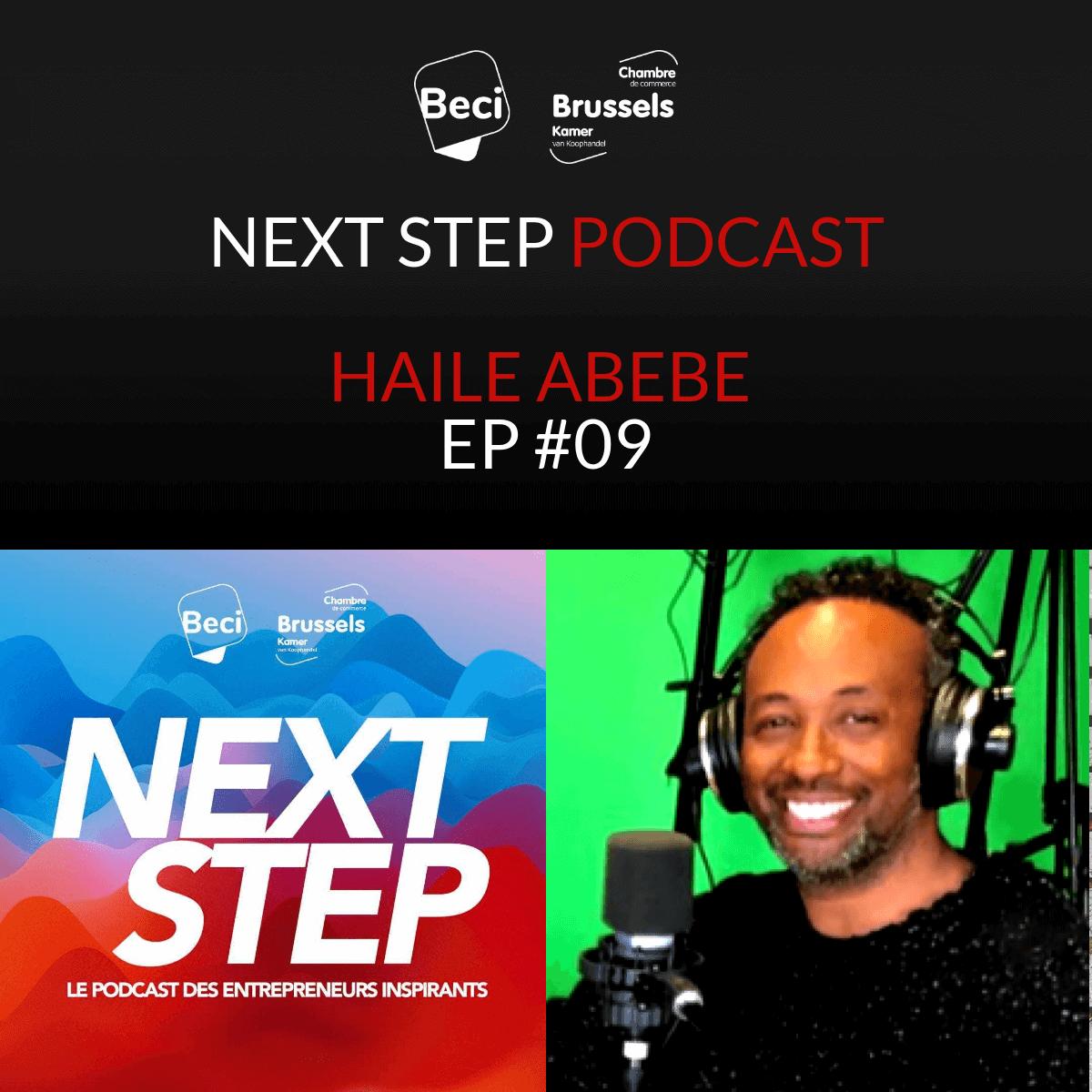 Haile Abebe - D'ingénieur à serial entrepreneur dans l'HORECA - #Episode09