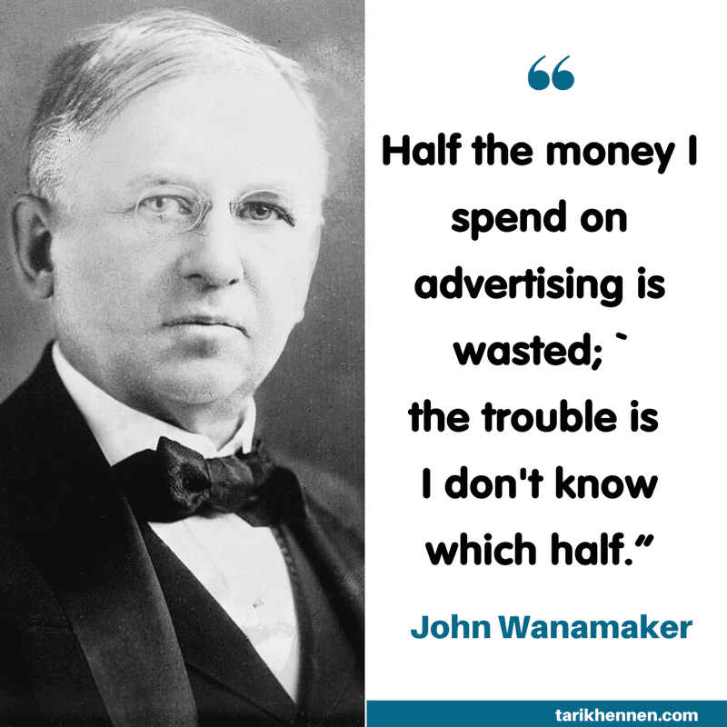 John Wanamaker citation