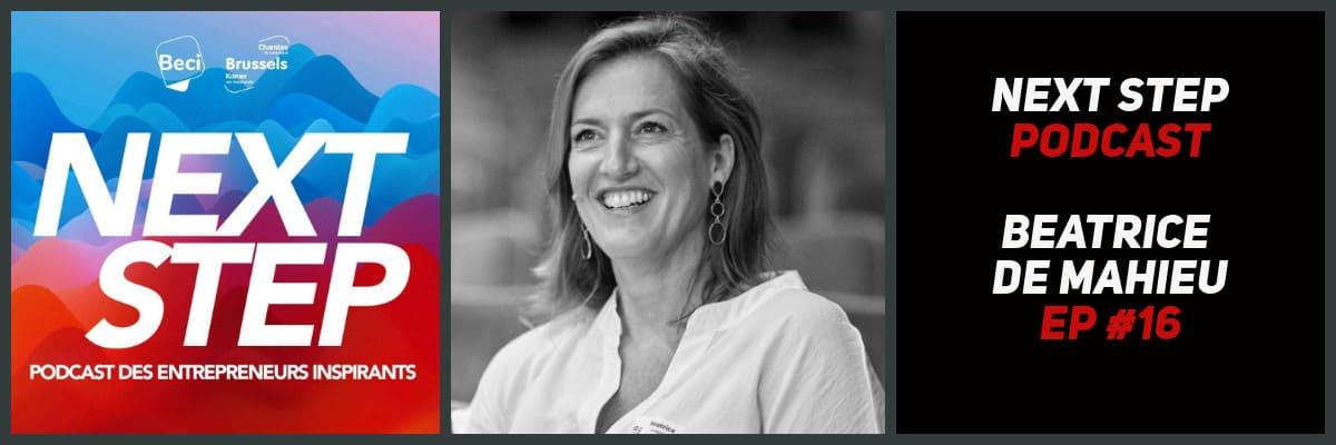Beatrice de Mahieu – CEO Co.Station