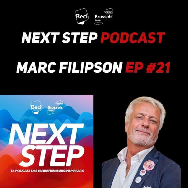 Marc Filipson – Innover en tenant une même ligne pendant 30 ans