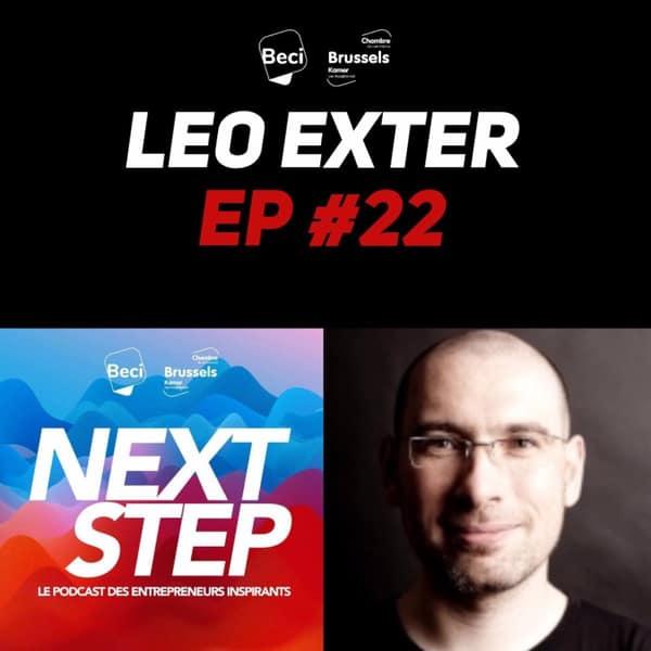 #22 - Leo Exter - Quand un entrepreneur décide de hacker le monde pour le rendre meilleur