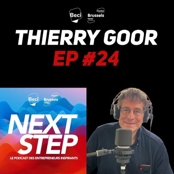 #24 - Thierry Goor - The Wolf of Brussels