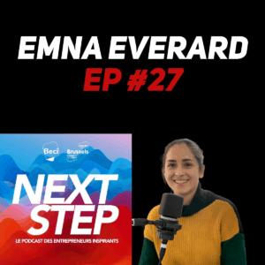 Emna Evrard Podcast Kazidomi