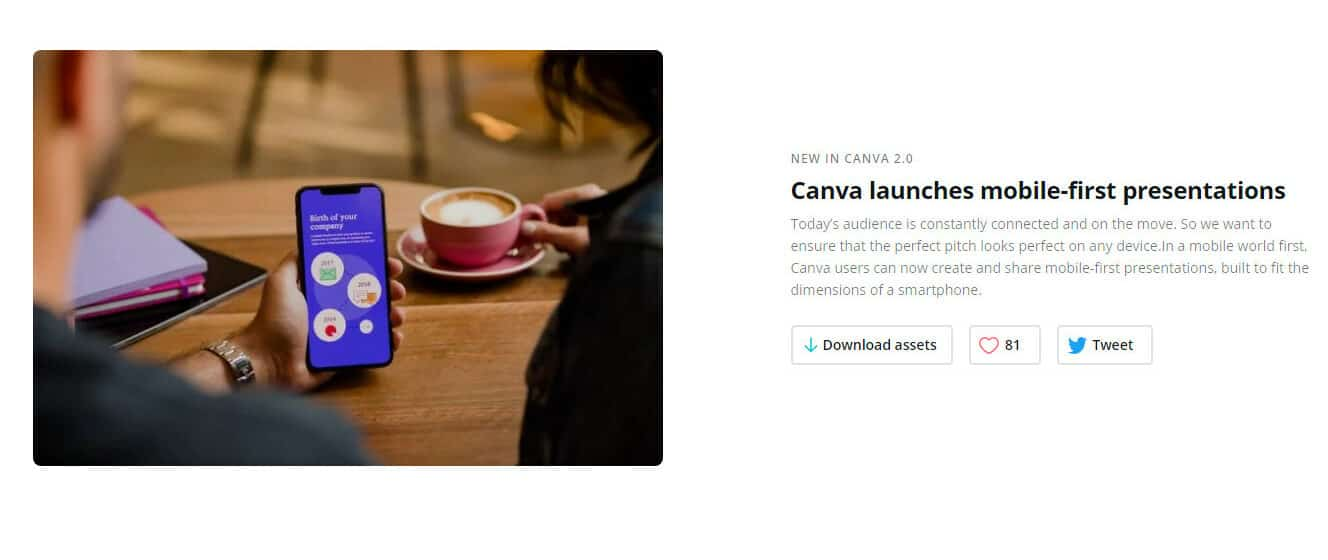 Guide Canva : Comment créer facilement vos propres visuels en 2021 8