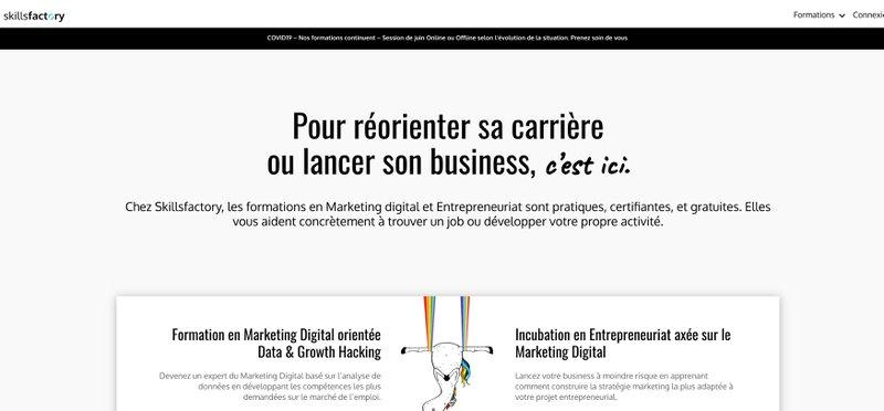Formation marketing digital à Bruxelles : laquelle choisir (et comment améliorer vos chances d'y entrer) 2