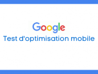 Google Test optimisation mobile thumb